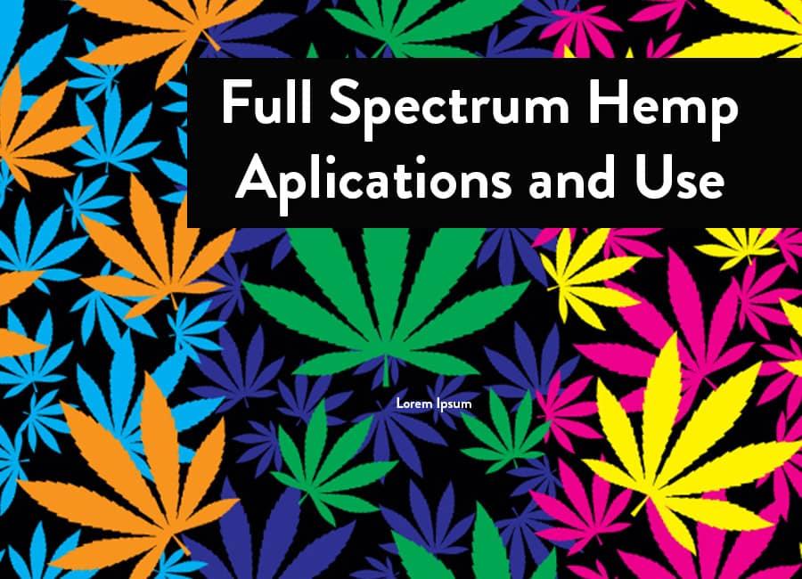 Full Spectrum CBD Hemp: The Full Story