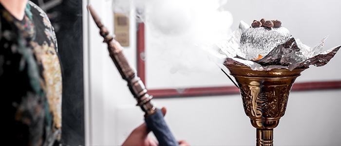 how to smoke shisha correctly